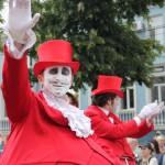 Парад уличных театров